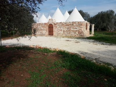 "Photo for ""Trulli Monte Madre 2"" with Private Swimming Pool"