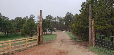 Photo for Black Forest Retreat on Acres - Pets OK