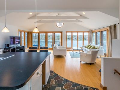 Photo for VIEWS on the Lagoon, Waterfront, Sleeps 6