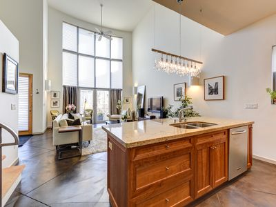 Photo for Luxury living in great Boulder location on Pearl St.!