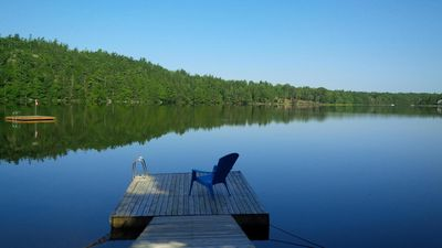 Photo for Perfect, Peaceful Lakefront Cottage Vacation. Convenient to Halifax  and airport