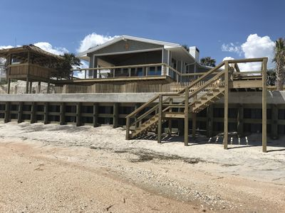 Photo for Stunning Oceanfront 4BR/3.5 BTH Home on Private Beach
