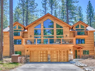Photo for Expansive 6BR w/ Hot Tub, Pool Table, 4 Balconies, 2 Fireplaces - Near Slopes