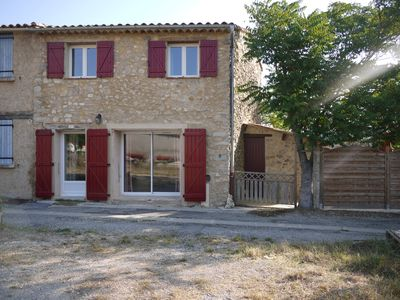 Photo for Town House in typical small Provençal hamlet
