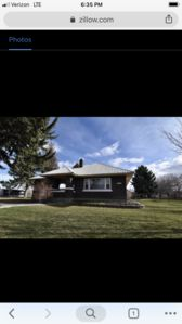 """Photo for 1930s Craftsman style farmhouse, East side of Idaho Falls near the """"Barn on 1st"""""""