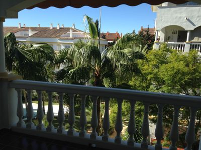 Photo for Cozy  Apartment On The Golden Mile, Marbella!