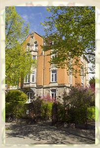 Photo for Double room with kitchen and balcony Shared - rooms in a Jugendstil house FR-Wiehre