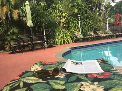 SPECIAL/month : 4/4 Superior Home| Private| Fenced| 1.5 miles from Beach| BBQ