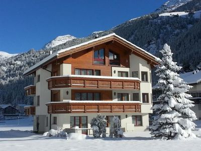Photo for Apartment Antigua (SGF5050) in Saas-Grund - 4 persons, 2 bedrooms
