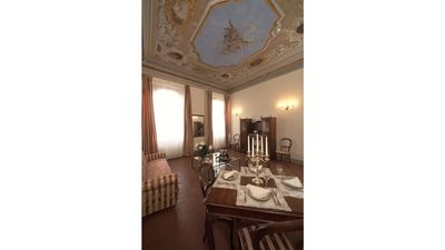 Photo for Fresco Panoramic Apartment with wifi in the center of Florence