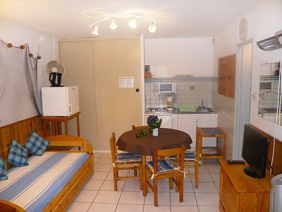 Photo for Apartment in Narbonne with Parking, Internet, Washing machine, Balcony (110667)
