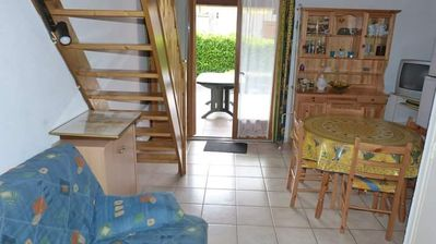 Photo for Apartment l'Espaï for 4 people