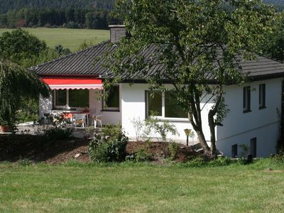 Photo for Enjoy holiday in Villa Anna Lisa, a few meters from Lake Diemelsee