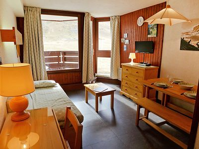 Photo for Apartment Le Borsat in Tignes - 4 persons, 1 bedrooms