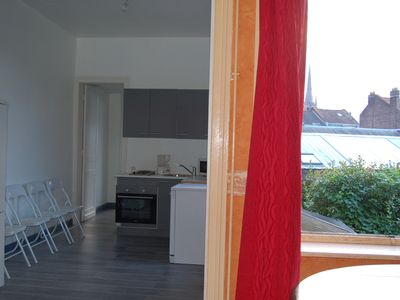 Photo for LILLE APARTMENT BRIGHT CLOSE GARES and GRAND PALAIS PARK FREE