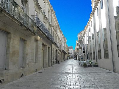 Photo for 2 bedroom Apartment, sleeps 6 in Poitiers with WiFi