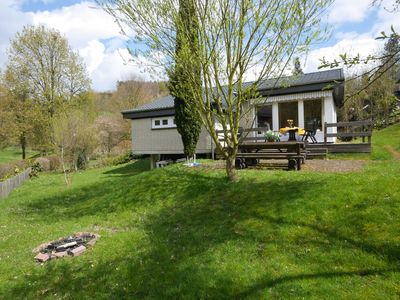 Photo for Detached bright apartment at Lake Henne, children welcome