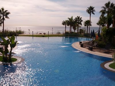 Photo for Super Luxe Mar Azul Beach Resort, inc. infinity pools and leisure centre