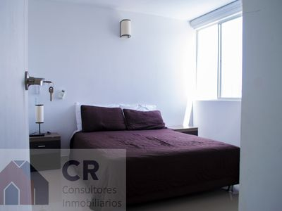 Photo for Beautiful, central and COMFORTABLE apartment in Santa Marta.