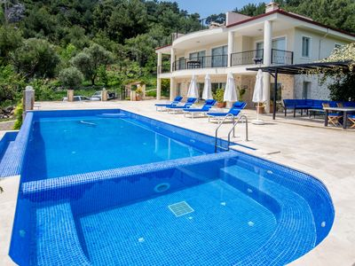 Photo for Magnificent Secluded Well-Equipped 5 Bedroom Villa, Ideal for Large Groups