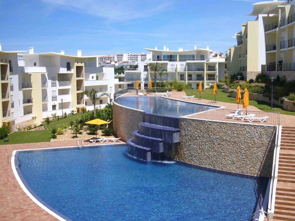 Luxury Apartment With Spectacular Sea Views Old Town Albufeira Or A3a
