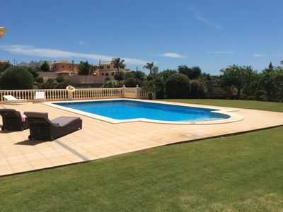 Photo for 5BR Villa Vacation Rental in loule