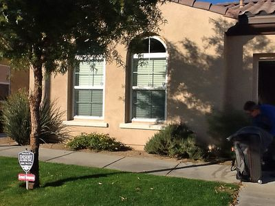 Photo for Wonderful 3 bed, 2 bath home, close to Polo grounds & Coachella !!!