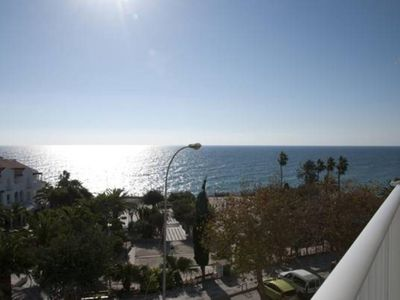 Photo for To the beach! Apartment with wonderful sea view