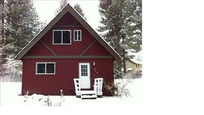 Photo for Charming 2-Story Chalet