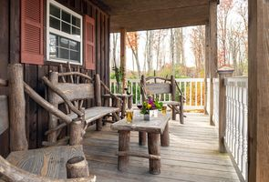 Photo for 3BR Chalet Vacation Rental in Pipestem, West Virginia