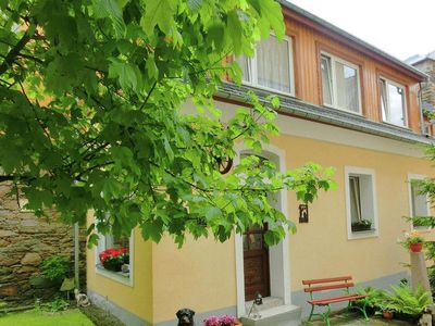 Photo for Not detached holiday home in the historical city centre of Annaberg - Buchholz