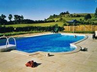 Great swimming pool, great price/quality!