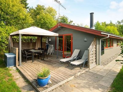 Photo for Vacation home Lyngsbæk Strand in Ebeltoft - 6 persons, 3 bedrooms