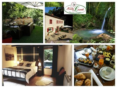 Photo for Jura escape of charm in the mountains - Breakfast included