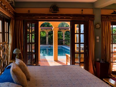 Photo for Turtleback Pavilion - Gorgeous Grenada Vacation Villa for 2 with Private Pool