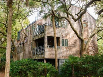 Photo for Kiawah Beachside Sanctuary Among The Trees! Fully Remodeled! Resort Amenities!