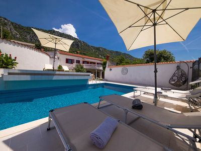 "Photo for Villa ""Bribir"", Beautiful villa with pool, garden, barbecue and free Wi-Fi"