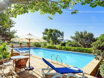 Photo for Finca, Puerto de Pollensa  in Mallorca Nord - Ostküste - 6 persons, 3 bedrooms