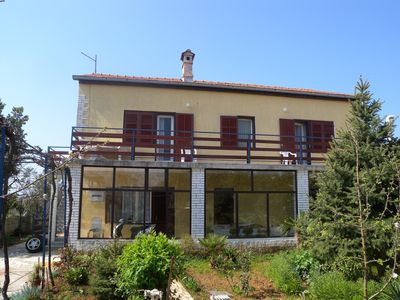Photo for Holiday apartment with 18 sqm terrace, beach at only 250 m