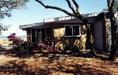 Photo for The Spotted Grouper - Old Florida Beach Bungalow