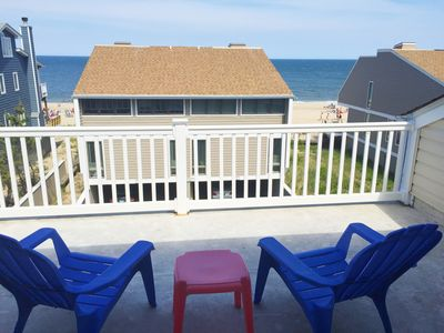 Photo for Ocean Views And Steps To The Beach