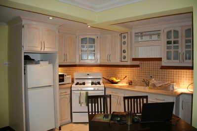 Fully equipped Kitchen awaits you