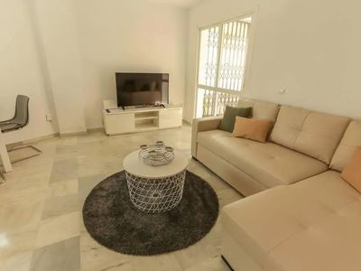 Photo for The Perfectly Located Flat by the beach in Benalmadena