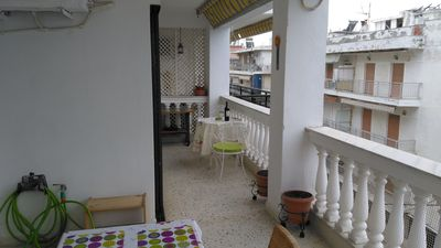Photo for GreekHouse4Rent in Peraia (Charming Quiet, CloseSea & Airport Shuttle Free)