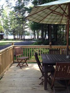 Photo for Old Forge -- Waterfront Cabin on Fourth Lake