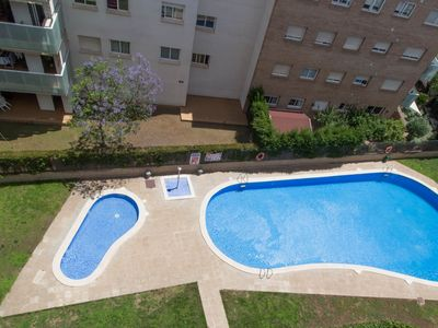 Photo for Beautiful apartment for 4 people refurbished with A / C in Salou.