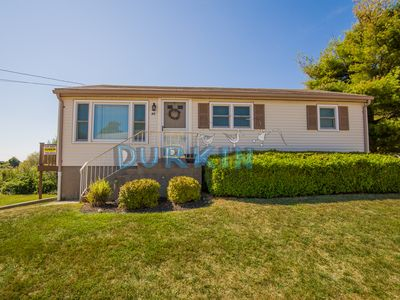 Photo for Affordable Ranch House, Walk to Beach, Spacious Deck