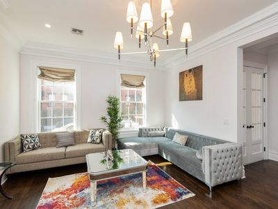 Photo for STUNNING 7Room/6Bath/4Floor/Sleeps23/Garden Mansion | Minutes to NYC♥
