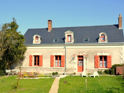 Photo for Charming cottages (4 stars) Near the Chateaux of the Loire Zoo Beauval and