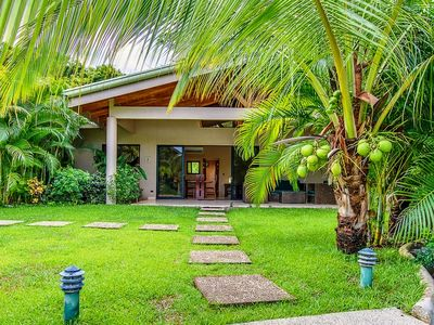 Photo for Hidden Palms  2 Bedroom Family Villa,  Nosara Guanacaste
